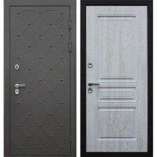 Входная стальная дверь АСД Геркулес Сосна белая (заказная)