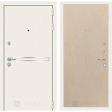 Входная дверь Лабиринт Лайн WHITE 05 - Венге светлый