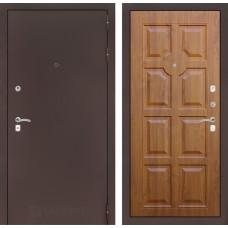 Входная дверь Лабиринт CLASSIC антик медный 17 - Золотой дуб