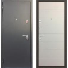 БУЛЬДОРС 44 К черный шелк / белый софт MS11 (КОНСТРУКТОР)