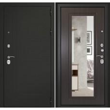 Входная дверь Дверной континент Сити-Z3К Венге