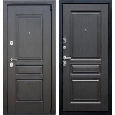Входная стальная дверь АСД Гермес NEW Венге