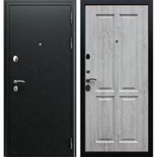 Входная стальная дверь АСД Прометей 3D Сосна белая