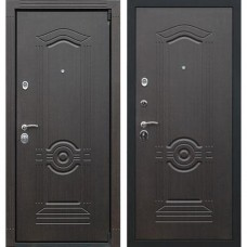 Входная стальная дверь АСД Гермес Венге
