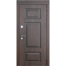 Металлическая входная дверь Luxor-21 винорит (панель на выбор)