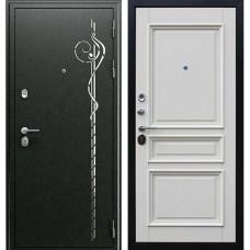 Входная стальная дверь АСД Шармель RAL 1013 (заказная)