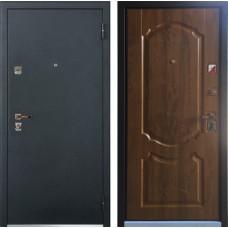 Двери Бульдорс 44 NEW Черный шелк / Дуб Медовый N-1