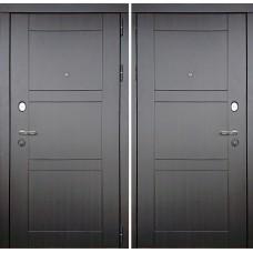 Входная дверь Дверной континент Тепло-Макс Венге