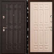 Двери Бульдорс NEW 15 Венге В-17 / Шамбори Светлый В-17