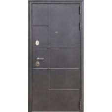 Металлическая входная дверь Luxor-24 (панель на выбор)