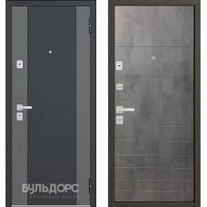 БУЛЬДОРС 44 К черный шелк К2 / бетон темный MS14 (КОНСТРУКТОР)