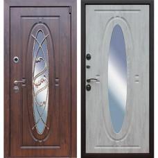 Входная стальная дверь АСД Монарх Дуб шале светлый (заказная)