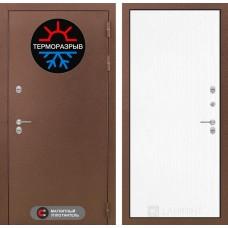 Входная дверь Лабиринт Термо Магнит 07 - Белое дерево