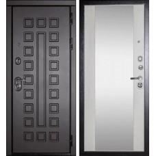 Входная дверь Сударь МД-30 (с зеркалом)