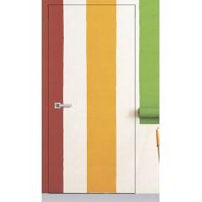Дверь межкомнатная скрытая Interio, цвет: Под отделку