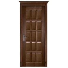 Дверь межкомнатная Лондон 2, цвет: Античный орех