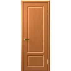 Дверь межкомнатная Валенсия 1, цвет: Светлый анегри