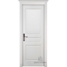 Дверь межкомнатная Гармония, цвет: Эмаль белая