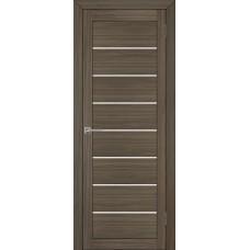Дверь межкомнатная LIGHT 2125, цвет: Велюр графит