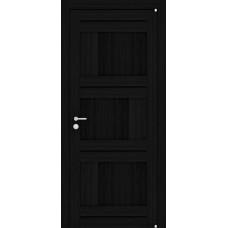 Дверь межкомнатная LIGHT 2180, цвет: Шоко велюр