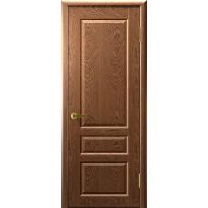 Дверь межкомнатная Валенсия 2, цвет: Американский орех