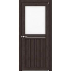 Дверь межкомнатная ArtLine 10018, цвет: Мокко