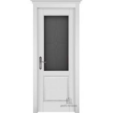 Дверь межкомнатная Европа, цвет: Эмаль белая