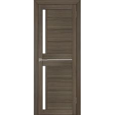 Дверь межкомнатная LIGHT 2121, цвет: Велюр графит