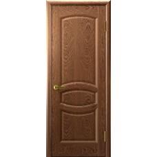 Дверь межкомнатная Анастасия, цвет: Американский орех