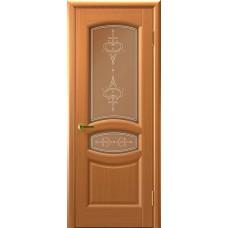 Дверь межкомнатная Анастасия, цвет: Светлый анегри