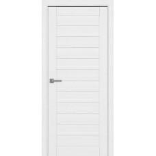 Дверь межкомнатная Модель 01, цвет: Эко Белый