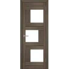 Дверь межкомнатная LIGHT 2181, цвет: Велюр графит