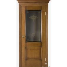 Дверь межкомнатная Классик Кристаллайз, цвет: Цвета на выбор