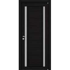 Дверь межкомнатная LIGHT 2122, цвет: Шоко велюр