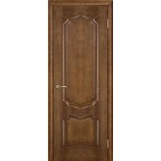 Дверь межкомнатная Премьера 1900, цвет: Каштан