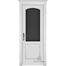 Дверь межкомнатная Фоборг, цвет: Эмаль белая