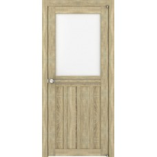 Дверь межкомнатная ArtLine 10018, цвет: Дуб натуральный