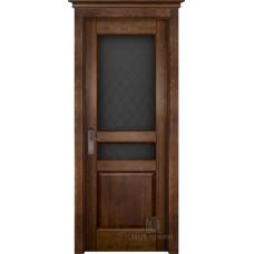 Дверь межкомнатная Гармония, цвет: Античный орех