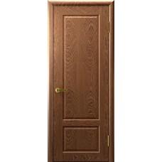 Дверь межкомнатная Валенсия 1, цвет: Американский орех