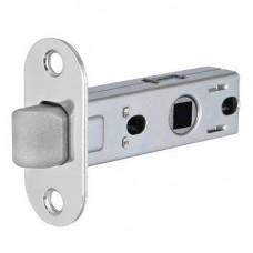 Защелка врезная PL45-R25 SN мат.никель тех. упаковка