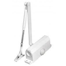 Доводчик дверной SD-2040 WH 55-80 кг (белый)