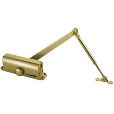 Доводчик дверной морозостойкий LY4 85 кг (золото)