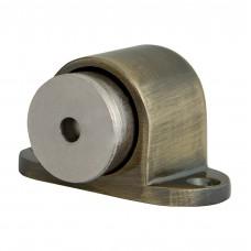 Упор дверной магнитный DSM-52 ABG-6 зеленая бронза