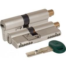 Цилиндровый механизм под вертушку C31F363601C5 (72 мм/31+10+31), МАТ.НИКЕЛЬ