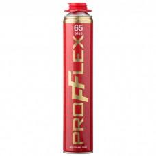 Пена монтажная PROFFLEX PRO RED Plus 65л зимняя