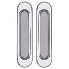 Ручки для раздвижных дверей Soft LINE SL-010 CP