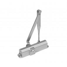 Доводчик дверной TS Compakt EN 2/3/4, с рычажной тягой, серый