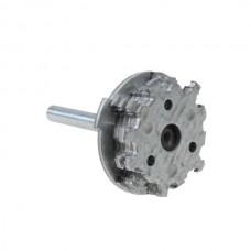 Кодовый ротор (левое исполнение), (5 кл. ЗК.203 Н-01) длинный ключ /128:149P/