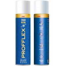Бытовая монтажная пена PROFFLEX 350 SIMPLE универсальная