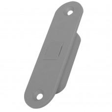 Ответная планка для защелок Touch (для деревянных коробок) B02404.31.78 (серый)